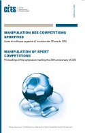 Manipulation of sport...